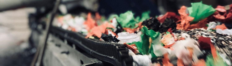 Kunststoffaufbereitung bei der SRK